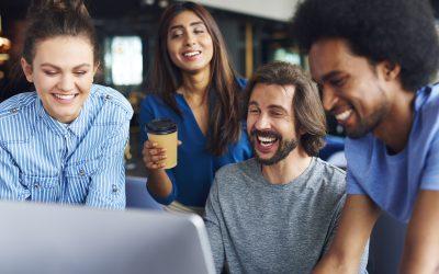 Les 5S du bonheur au travail